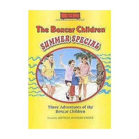 The Boxcar Children Summer Special (Paperback)