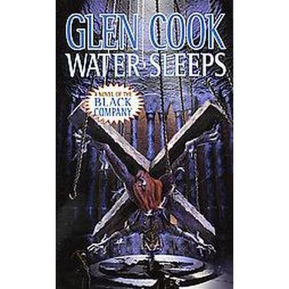 Water Sleeps (Paperback)