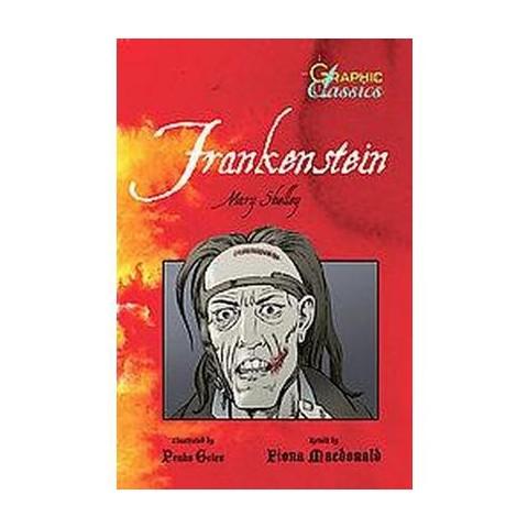 Graphic Classics: Frankenstein (Hardcover)