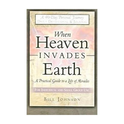 When Heaven Invades Earth (Notebook / blank book)