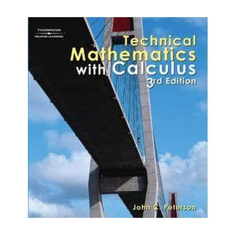 Technical Mathematics With Calculus (Hardcover)