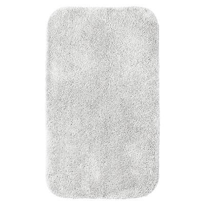 "Room Essentials™ Bath Rug - True White (20x34"")"