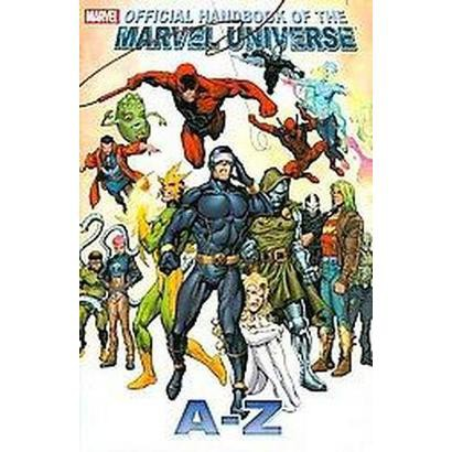 Official Handbook Of The Marvel Universe A-Z 3 (Hardcover)