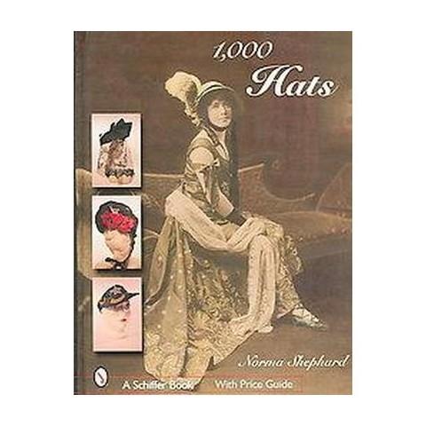 1,000 Hats (Hardcover)