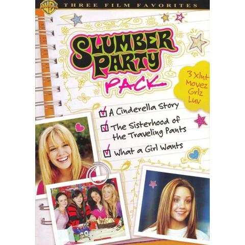 Slumber Party Pack (3 Discs) (Fullscreen)