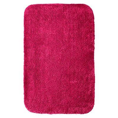 "Room Essentials™ Bath Rug - Dashing Pink (23.5x38"")"