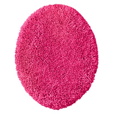 "Room Essentials™ Bath Lid Cover - Fiery Pink (18.5X19"")"