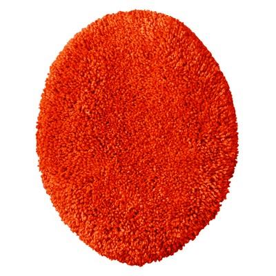 "Room Essentials™ Bath Lid Cover - Super Orange (18.5X19"")"