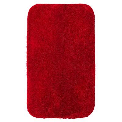 "Room Essentials™ Bath Rug - Ripe Red (20x34"")"