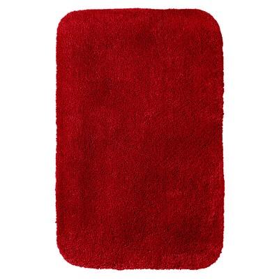 "Room Essentials™ Bath Rug - Ripe Red (23.5x38"")"