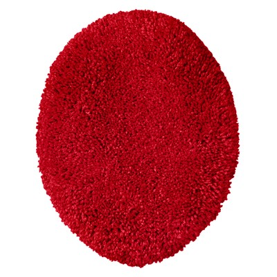 "Room Essentials™ Bath Lid Cover - Ripe Red (18.5X19"")"
