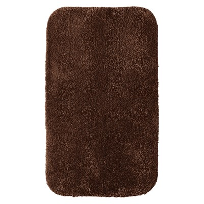"Bath Rug - Forest Brown (20x34"") - Room Essentials™"