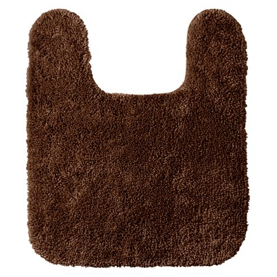 "Room Essentials™ Contour Bath Rug - Forest Brown (20x24"")"