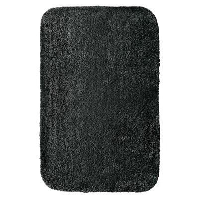 """Room Essentials™ Bath Rug - Ebony (23.5x38"""")"""