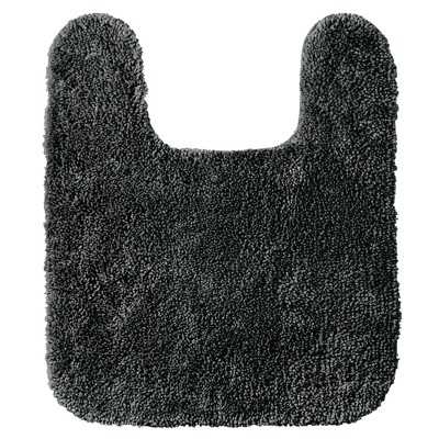 "Room Essentials™ Contour Bath Rug - Ebony (20x24"")"