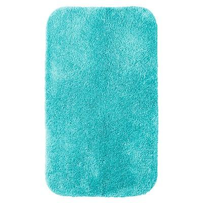 """Room Essentials™ Bath Rug - Aqua Chrome (20x34"""")"""