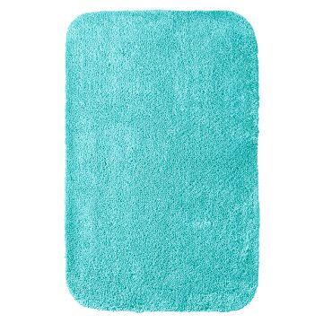 turquoise bath rugs : Target