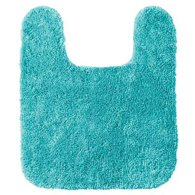 """Room Essentials™ Contour Bath Rug - Aqua Chrome (20x24"""")"""