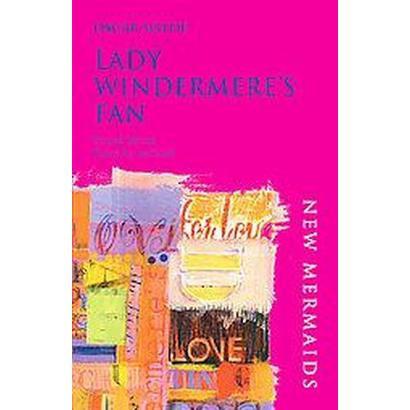 Lady Windemere's Fan (Paperback)