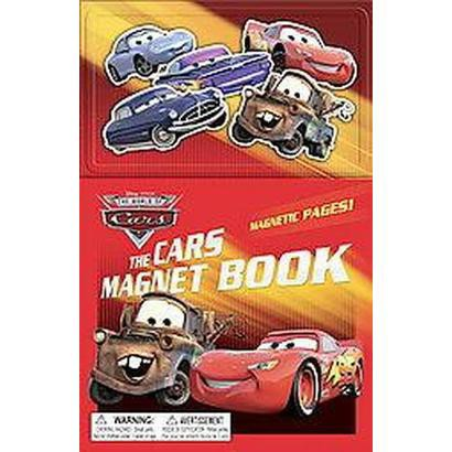 The Cars Magnet Book (Board)