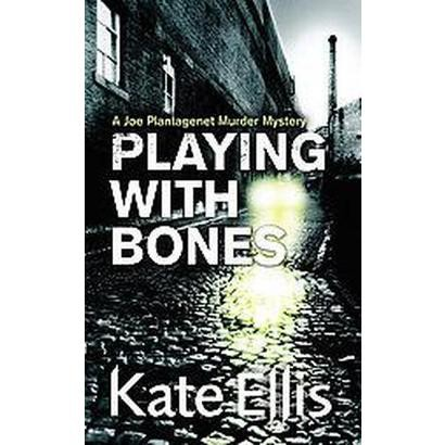 Playing With Bones (Hardcover)