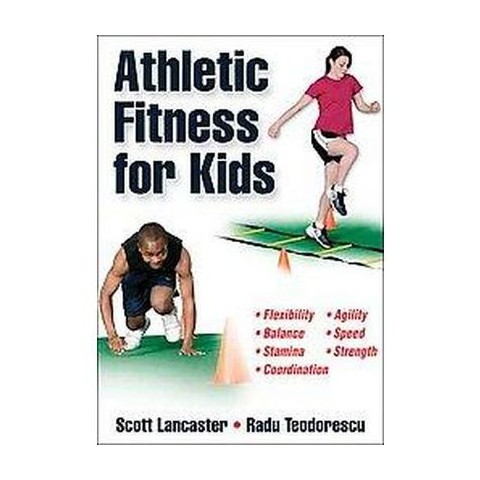 Athletic Fitness for Kids (Paperback)
