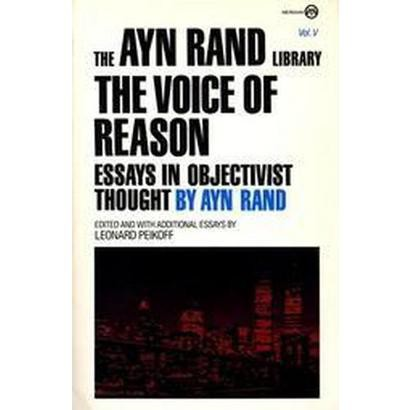The Voice of Reason (5) (Paperback)