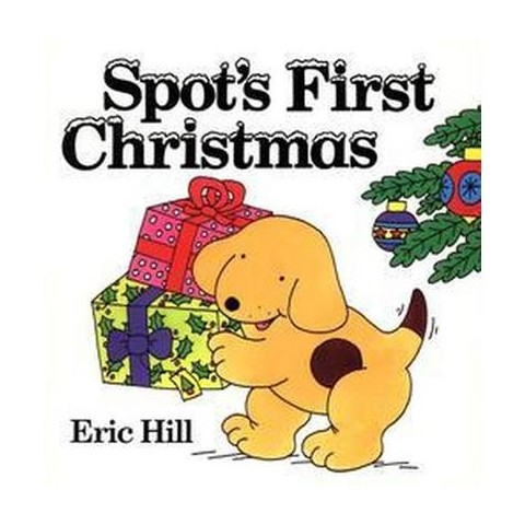 Spot's First Christmas (Board)