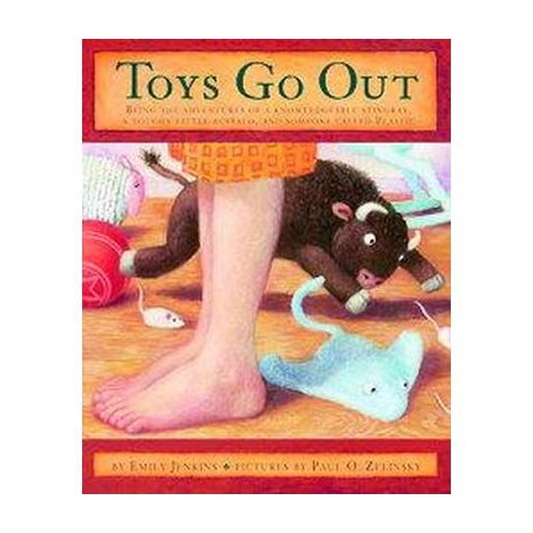 Toys Go Out (Hardcover)