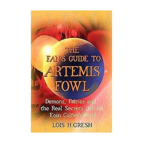 The Fan's Guide to Artemis Fowl (Paperback)
