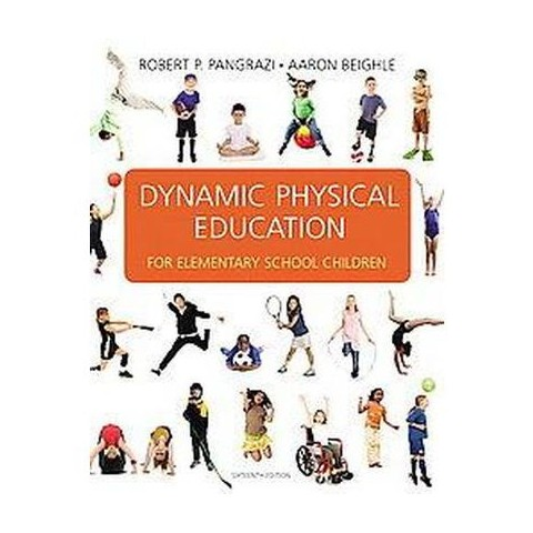 Dynamic Physical Education for Elementary School Children (Mixed media product)