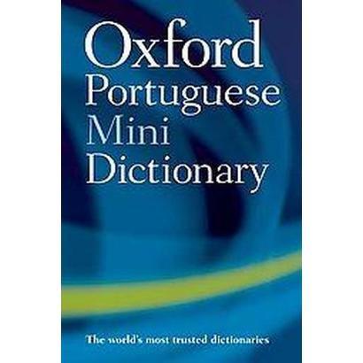 Oxford Portuguese Mini Dictionary (Paperback)