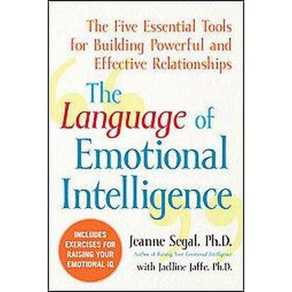 The Language of Emotional Intelligence (Paperback)