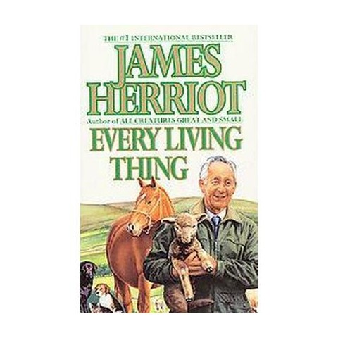 Every Living Thing (Reissue) (Paperback)