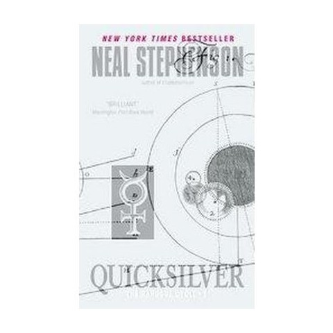 Quicksilver (Reprint) (Paperback)