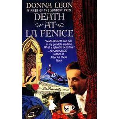 Death at LA Fenice (Reprint) (Paperback)