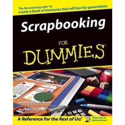 Scrapbooking For Dummies (Paperback)