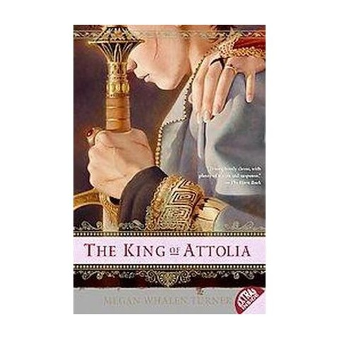 The King Of Attolia (Reprint) (Paperback)