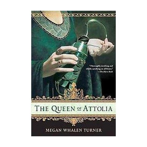 The Queen of Attolia (Reissue) (Paperback)