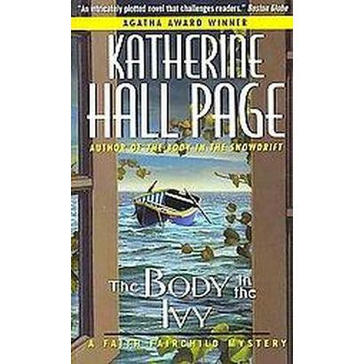 The Body in the Ivy (Reprint) (Paperback)