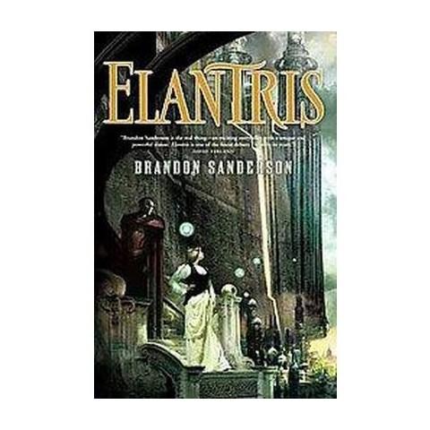 Elantris (Hardcover)