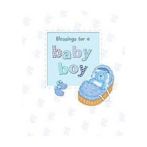 Blessings for a Baby Boy (Hardcover)