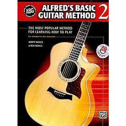 Alfred's Basic Guitar Method, Book 2 (Revised) (Mixed media product)