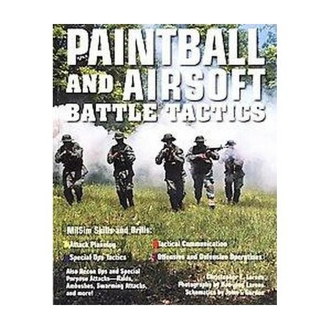 Paintball and Airsoft Battle Tactics (Paperback)