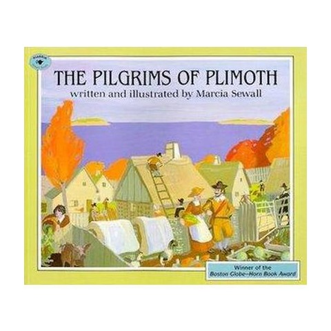 The Pilgrims of Plimoth (Paperback)