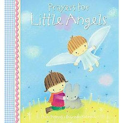 Prayers for Little Angels (Hardcover)