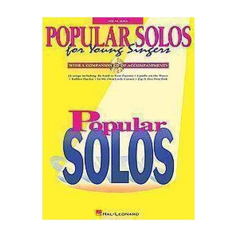 Popular Solos for Young Singers (Mixed media product)