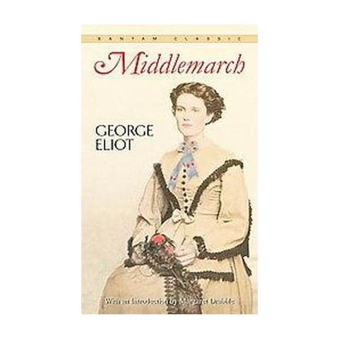 Middlemarch (Reissue) (Paperback)