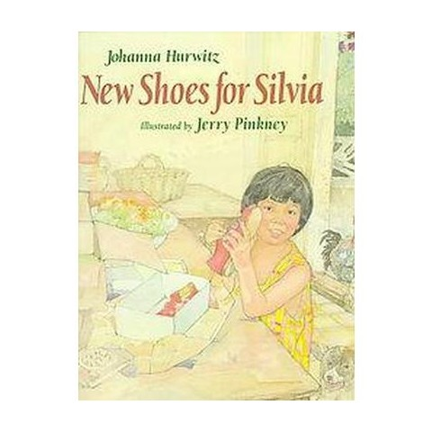 New Shoes for Silvia (Hardcover)