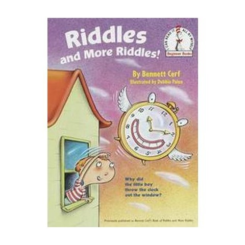 Riddles and More Riddles! ( Beginner Books) (Hardcover)